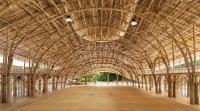 C.M.C HABITAT votre bureau d'étude pour tous vos projets de travaux à Cagnes sur Mer : Zoom sur la création d'une salle de sport en bambou en thaïlande!