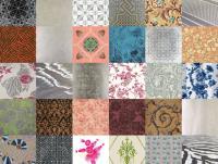 Zoom sur le sublime travail de l'Atelier D'Offard qui fabrique des papiers peints à la planche comme dans les anciennes traditions