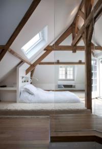 Le floor Bed d'inspiration japonaise coup de coeur C.M.C HABITAT votre interlocuteur pur vos projets de rénovation sur la côte d'azur!