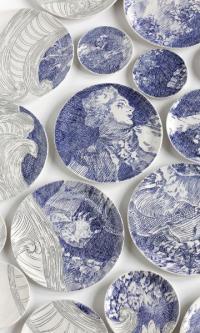 Coup de coeur de la quinzaine de C.M.C HABITAT votre bureau de conseils en décoration d'intérieur sur la Côte d'Azur : Les céramiques de Molly Hatch à prix tous doux