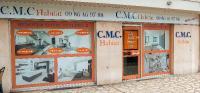 Renouveau et fraîcheur pour les vitrines de C.M.C HABITAT, votre bureau d'études architecturales à Cagnes-Sur-Mer